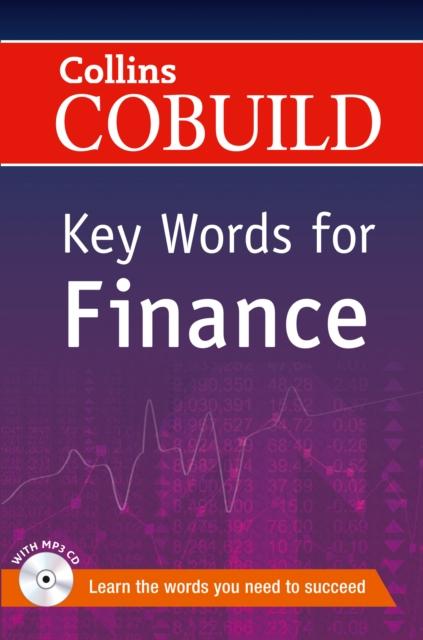 Key Words for Finance B1 Collins COBUILD Key Words Paperback 97800074898 - London, United Kingdom - Key Words for Finance B1 Collins COBUILD Key Words Paperback 97800074898 - London, United Kingdom