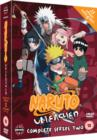 Naruto Unleashed: The Complete Series 2 - DVD