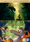 The Jungle Book: 2-movie Collection - DVD