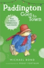 Paddington Goes To Town - Book