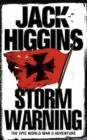 Storm Warning - Book