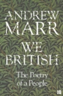 We British : The Poetry of a People - Book