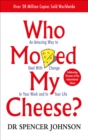 Who Moved My Cheese - Book