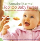 Top 100 Baby Purees - Book