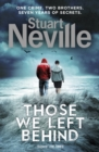 Those We Left Behind - Book