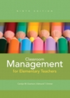 Classroom Management for Elementary Teachers - Book