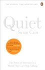 Quiet : The Power of Introverts in a World That Can't Stop Talking - Book
