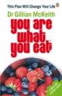 """You are What You Eat"" : This Plan Will Change Your Life - Book"