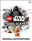 LEGO Star Wars In 100 Scenes - Book