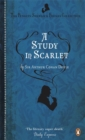 A Study in Scarlet - Book