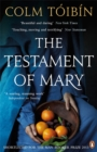 The Testament of Mary - Book