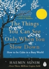 The Things You Can See Only When You Slow Down : How to be Calm in a Busy World - eBook