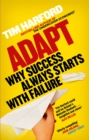 Adapt : Why Success Always Starts with Failure - Book