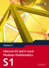 Edexcel AS and A Level Modular Mathematics Statistics 1 S1 - Book