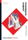 Modern Architecture : A Critical History - Book
