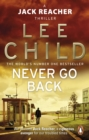 Never Go Back - Book