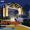 Paul Temple and the Margo Mystery - Book