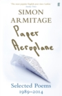 Paper Aeroplane : Selected Poems 1989-2014 - Book