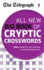 The Telegraph: All New Big Book of Cryptic Crosswords : 1 - Book
