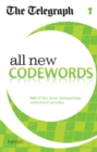 The Telegraph: All New Codewords 1 - Book