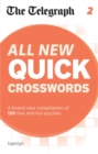 The Telegraph: All New Quick Crosswords 2 - Book