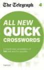 The Telegraph All New Quick Crosswords : 4 - Book