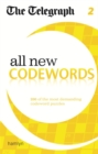 The Telegraph: All New Codewords 2 - Book