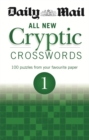 Daily Mail: All New Cryptic Crosswords 1 - Book