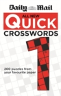 Daily Mail: All New Quick Crosswords 1 - Book