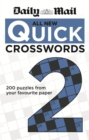 The Daily Mail: All New Quick Crosswords 2 - Book