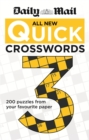 Daily Mail: All New Quick Crosswords 3 - Book