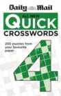 Daily Mail: All New Quick Crosswords 4 - Book