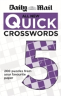 The Daily Mail: All New Quick Crosswords 5 - Book