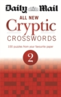 Daily Mail: All New Cryptic Crosswords 2 - Book