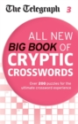 The Telegraph All New Big Book of Cryptic Crosswords 3 - Book