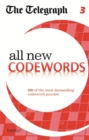 The Telegraph All New Codewords : 3 - Book