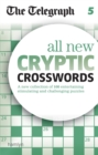 The Telegraph All New Cryptic Crosswords 5 - Book