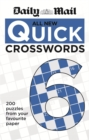 Daily Mail All New Quick Crosswords 6 - Book