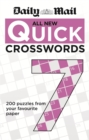 Daily Mail All New Quick Crosswords 7 - Book