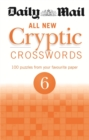 Daily Mail All New Cryptic Crosswords 6 - Book