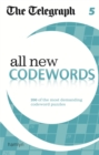 All New Codewords : Codewords 5 - Book
