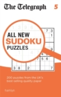 The Telegraph : All New Sudoku Puzzles - Book