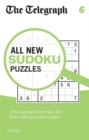 The Telegraph All New Sudoku Puzzles 6 - Book