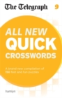 The Telegraph: All New Quick Crosswords 9 - Book