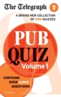 Telegraph: Pub Quiz : Volume 1 - Book