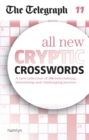 The Telegraph: All New Cryptic Crosswords 11 - Book