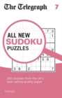 The Telegraph All New Sudoku Puzzles 7 - Book