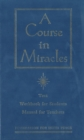 A Course in Miracles : The Text Workbook for Students, Manual for Teachers Combined Volume: The Text Workbook for Students, Manual for Teachers - Book
