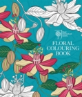 RHS Floral Colouring Book - Book