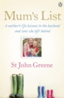 Mum's List - Book